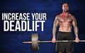 Increase your deadlift