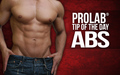 Prolab Tip Of the Day- Abs image