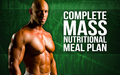 Complete MASS Nutritional Meal Plan image