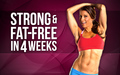 Strong and Fat Free In 4 Weeks image