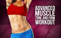 Advanced Muscle Tone and Firm Workout image
