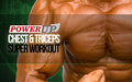 Chest and Triceps Super Workout image