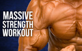 Massive Strength Workout image